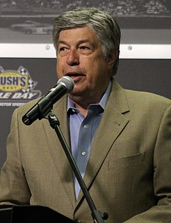 Mike Joy American sports announcer