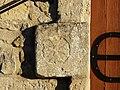 Milhac-de-Nontron église portail croix.JPG