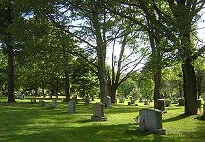 Milton Cemetery - Image: Milton Cemetery MA 01