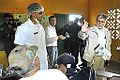 Ministro Celso Amorim numa das salas da Escola Municipal Presidente Costa e Silva onde ocorreu uma Aciso (8030648447).jpg