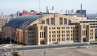 Minneapolis Armory United States historic place