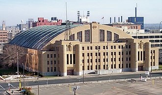 Minneapolis Armory - The Minneapolis Armory in 2006