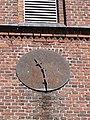 Mirow (Banzkow) Kirche rostige Uhr 2014-09-04 2.JPG