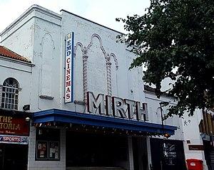 Mirth, Marvel and Maud - Image: Mirth, Marvel and Maud exterior