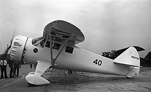 Howard DGA-6 - Image: Mister Mulligan