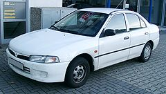 Mitsubishi Lancer VI przed liftingiem