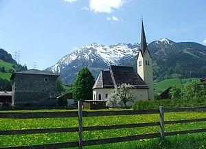 Mittersill Felberkirche