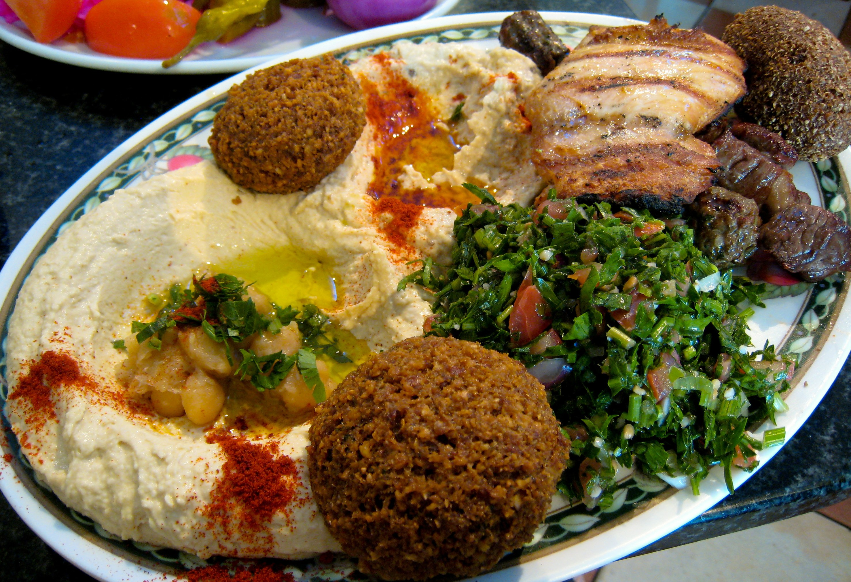 Libanesische Kuche Die Vollstandigen Informationen Und Online