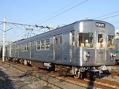 日本初のオールステンレス電車3000系