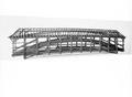 Modell der Sitterbrücke bei Bischofszell - CH-BAR - 3241830.tif
