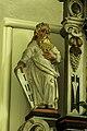 Moisés na igrexa de Sproge.jpg