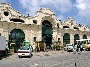 Mombasa-MarketHall