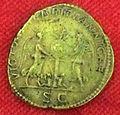 Monetiere di fi, moneta romana imperiale con tema del trionfo 03 victoria britannica.JPG