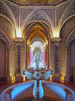Monserrate Palace - Image: Monserrate Palace Sintra, Portugal (8451615855)