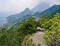 Monte Castello di Gaino Monte Pizzocolo Sasso fraz di Gargnano.jpg