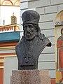 Monument (bust) of Innocent (Kulchitsky), first bishop of Irkutsk.jpg