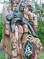 Monument to Soviet Prisoners-of-War - Outside Former Stalag 358 POW Camp - Zhytomyr - Polissya Region - Ukraine - 04 (27067506571).jpg