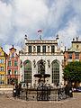 Monumento Neptuno, Gdansk, Polonia, 2013-05-20, DD 06.jpg