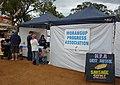 Morangup Progress Association stall at the 2013 Toodyay Show.jpg