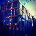Moscow, Krasnaya Presnya 16 new building (December 2015).jpg