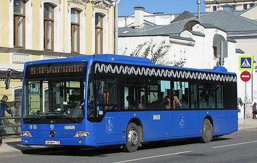 Autobuses Moscú