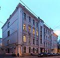 Moscow Starokonjushennaja sloboda Sechenovskiy Lane 8 k1 7731922002 20150916 006 stitch ShiftN.jpg