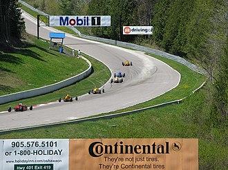 Canadian Tire Motorsport Park - Image: Mosport FF