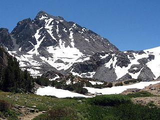 Mount Agassiz (California) mountain in Sierra Nevada range, California, United States