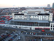 London's largest sorting office, Mount Pleasant