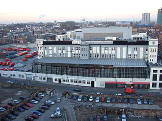 Mount Pleasant Mail Centre - London's largest sorting office, Mount Pleasant