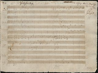 Piano Concerto No. 22 (Mozart) composition by Wolfgang Amadeus Mozart