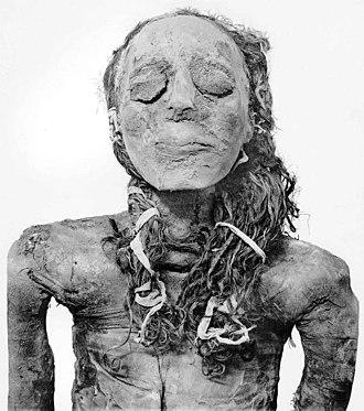 DB320 - Mummy of Neskhons