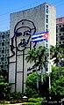 Mural del Che en Plaza de la Revolución de La Habana - panoramio.jpg