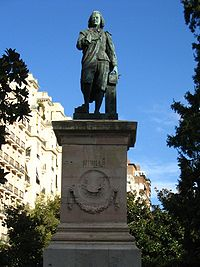 Murillo Istatua (Madrid)