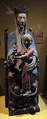 Vierge à l'Enfant en majesté dite «la Diège» (Dei Genitrix)