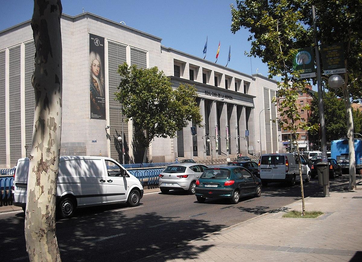 Museo casa de la moneda madrid wikipedia - Casa de madrid ...