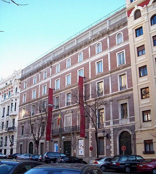 Museo Nacional De Artes Decorativas Mnad