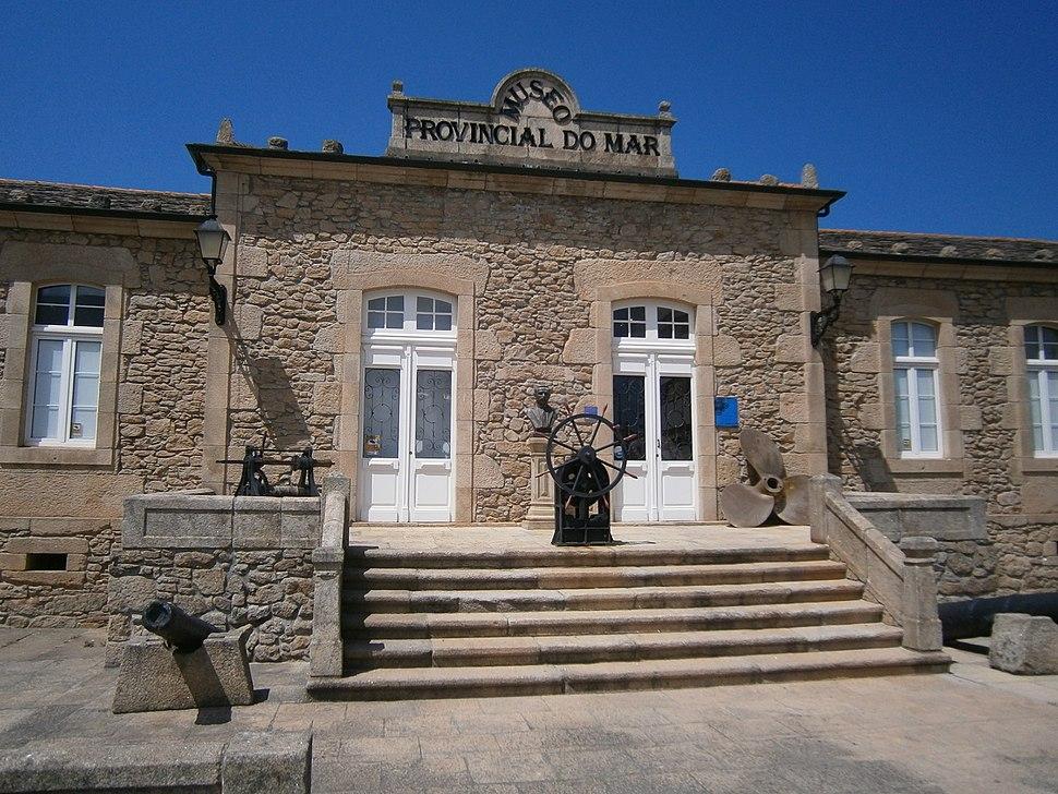 Museo Provincial do Mar en San Cibrao