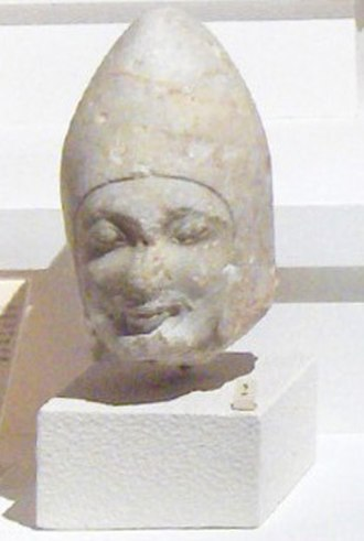 Herakleia head - Image: Museum of Anatolian Civilizations 109 kopie 1