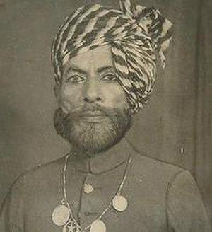 Mushtaq Hussain Khan