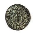 Mynt av silver. 2 öre. 1573 - Skoklosters slott - 108999.tif