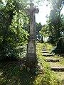 Nádasdy Cross (1866), Agárd Cemetery, Gárdonyi Street, 2017 Gárdony.jpg