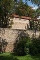 Nördligen, Stadtbefestigung, Stadtmauer an der Frckhinger Anlage 20170826 002.jpg