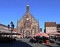 Nürnberg Hauptmarkt Frauenkirche 2010.jpg