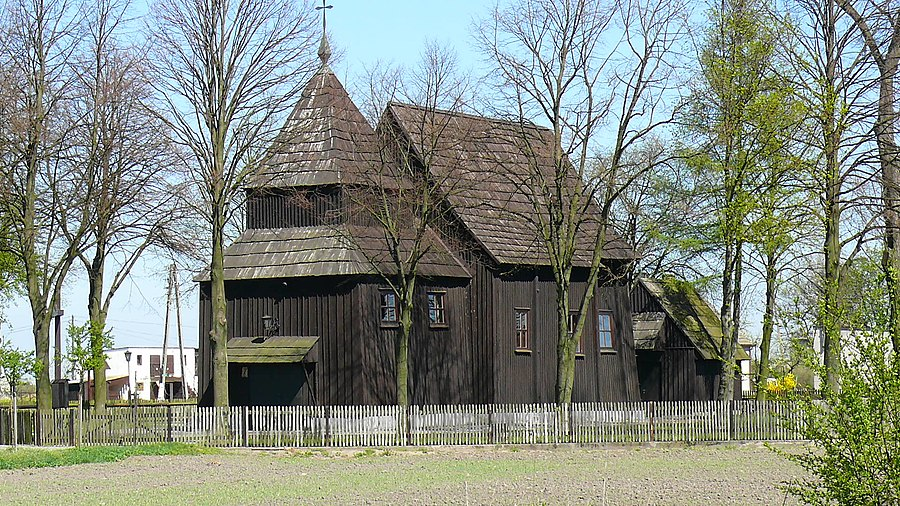 Nowa Wieś Królewska, Greater Poland Voivodeship
