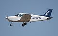 N157TA Piper PA-28-161 Warrior III Oxford Aviation Academy (8971522500).jpg