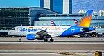 N304NV Allegiant Air Airbus A319-112 s-n 2265 (39552987812).jpg