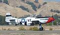 N510TT P-51D landing 2013 (10467854643).jpg