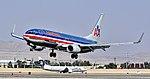 N818NN American Airlines 2009 Boeing 737-823 - cn 30910 - ln 3112 (3EU) (35679374634).jpg