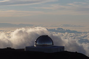 NASA Infrared Telescope Facility - Image: NASA Infrared Telescope Facility